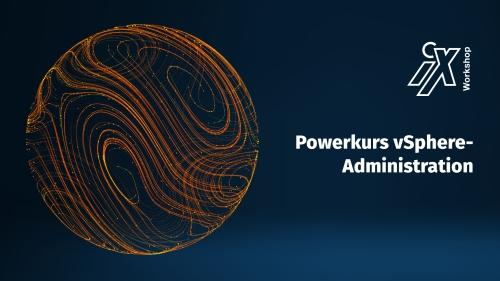 Powerkurs vSphere