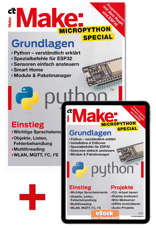 Make MicroPython